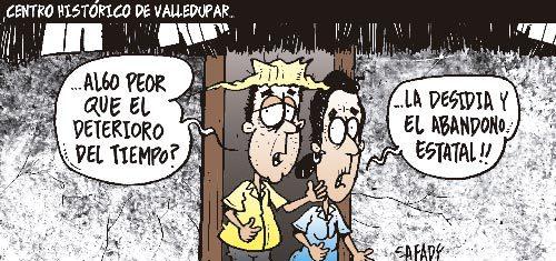 """Caricatura tomada de """"El Pilón"""" - Agosto 14, 2014"""