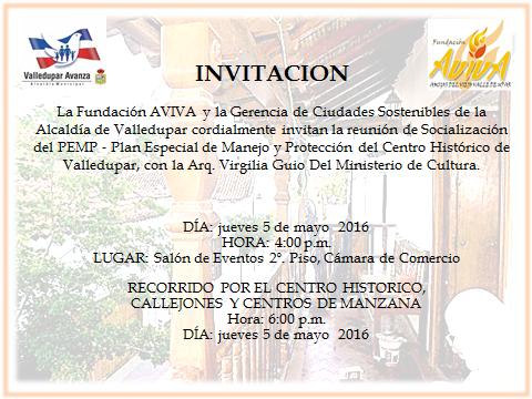 INVITACION PEMP