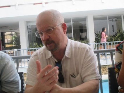 Jose Luis Cañavate, experto en Centros Historicos, Banco Mundial.